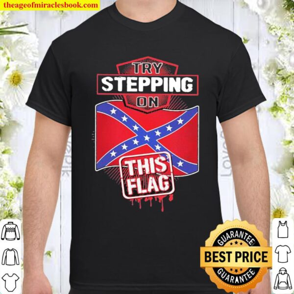 Try Stepping On This Novorossiya Flag Shirt