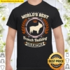 World's Best French Bulldog Grandma Granddog Shirt