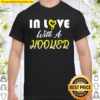 Womens In Love With A Hooker Tow Truck Driver Shirt