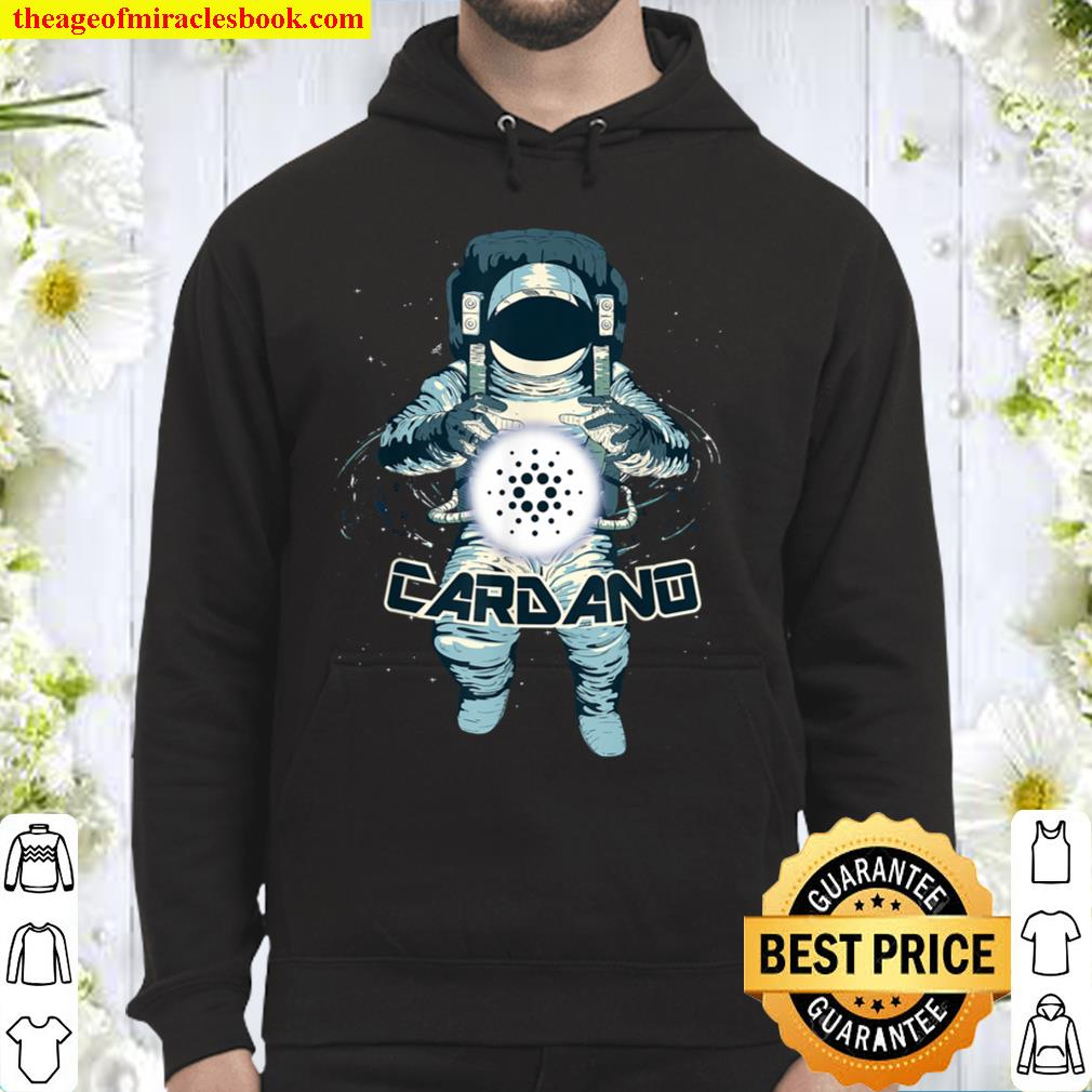 Cardano ADA the Best Crypto Coin Hoodie