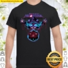 Dungeon Meowster Funny Nerdy Gamer Cat D20 Tabletop Rpg Shirt