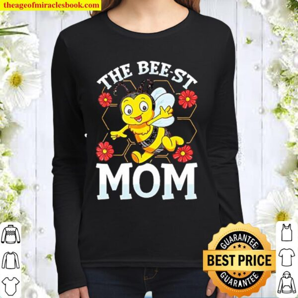 The Bee-st Mom Mother's Day Women Long Sleeved