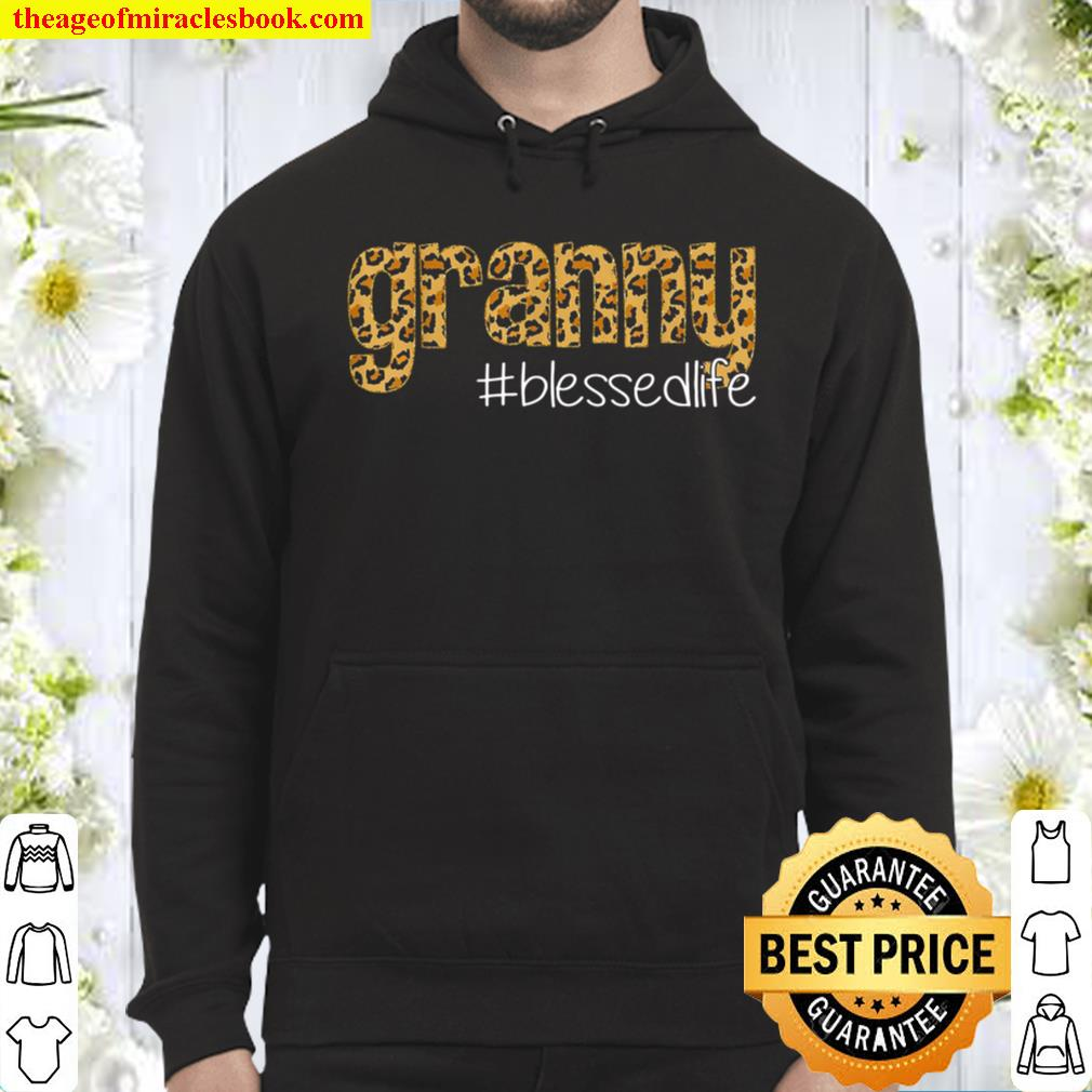 Granny Blessed Life Hoodie