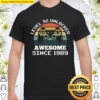 Level 32 Unlocked Awesome since 1989 32th Birthday Shirt