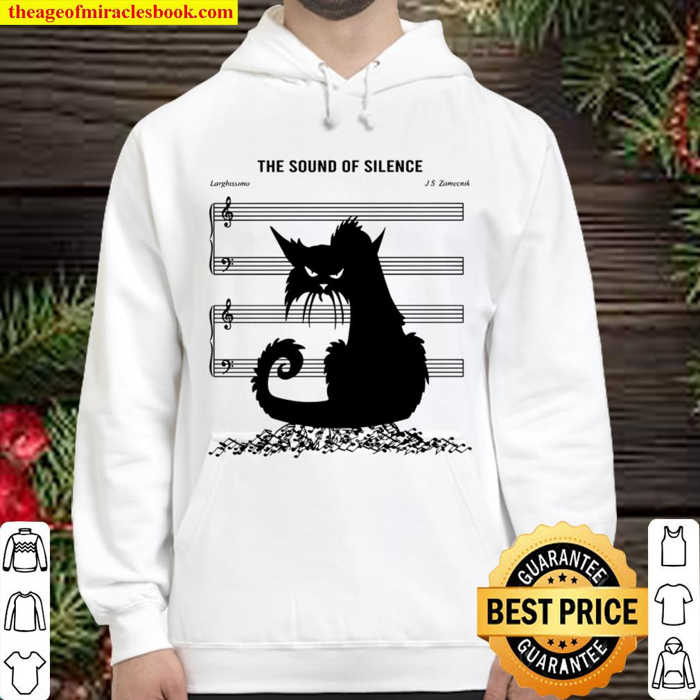 The Sound Of Silence Hoodie