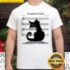 The Sound Of Silence Shirt