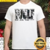 Wolf be strong be brave be humble be awesome race when you are weak wh Shirt