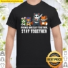 Friends Slay Together Stay Dungeons Role Play Game Fantasy Pullover Shirt