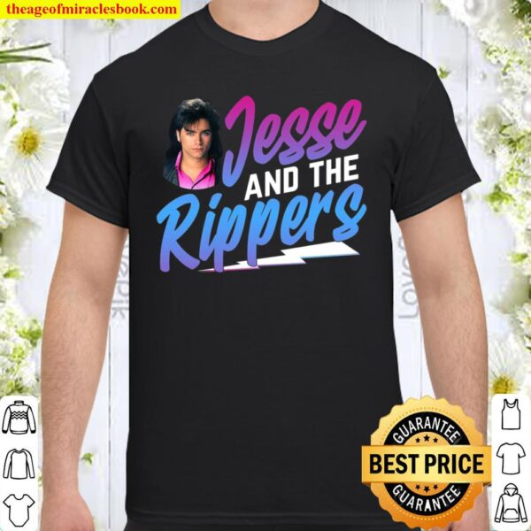 Jesus And The Rippers Shirt