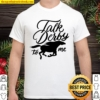 Talk Derby To Me – Funny Racing Horse Pun Quote Humor Shirt
