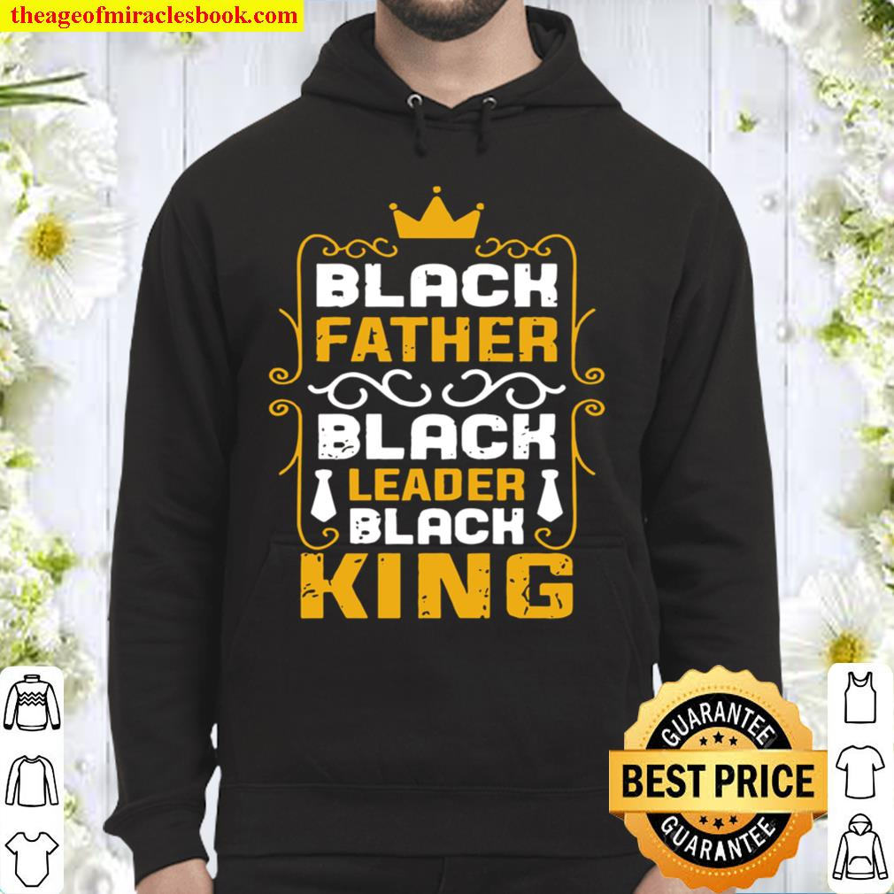 Black Father Black Fathers Matter Hoodie