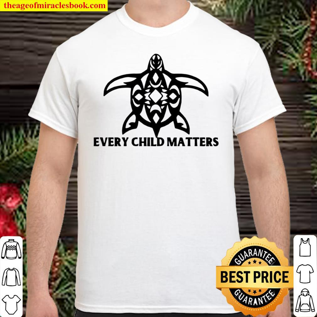 Every Child Matters, words of equality, Promote peace, kindness and eq Shirt