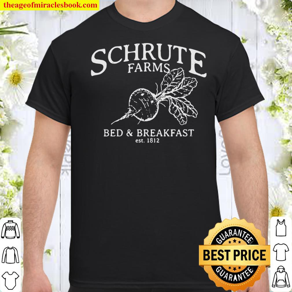 Schrute Farms The Office Shirt