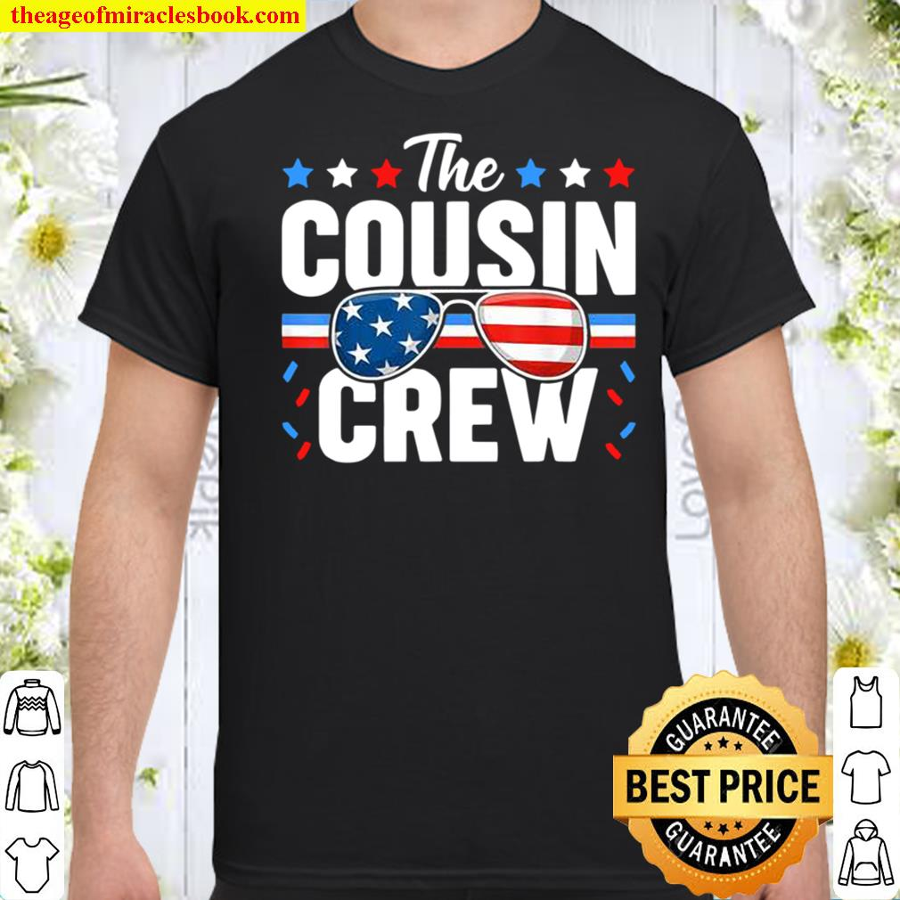 The Cousins Crew 4th of July Shirt