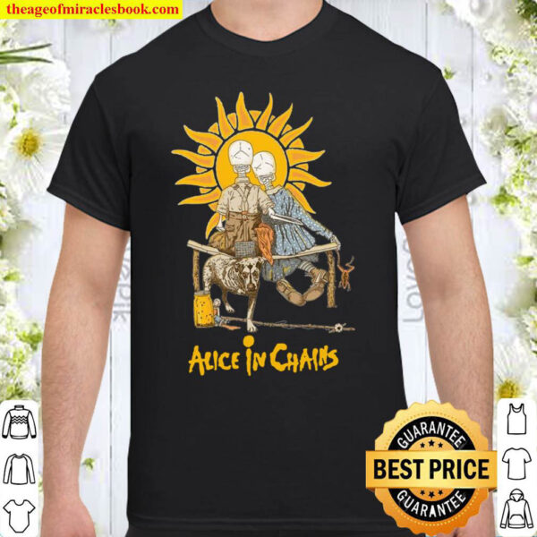 Alice In Chains Shirt