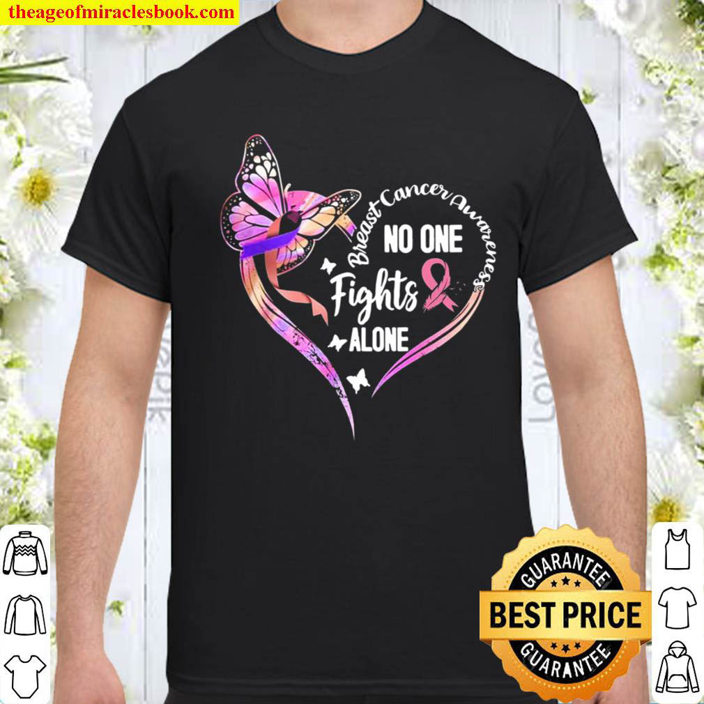 No One Fights Alone Shirt